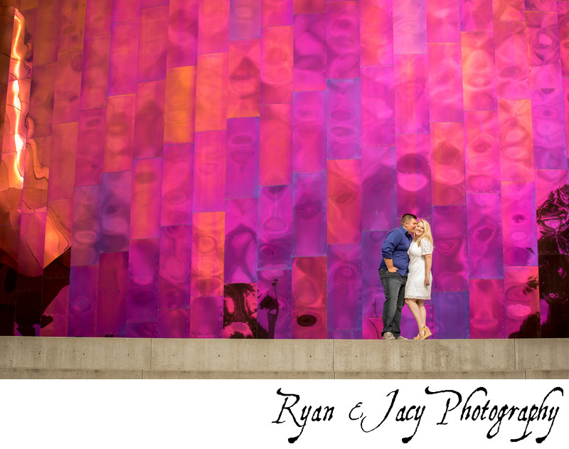 Seattle Center Engagement Session