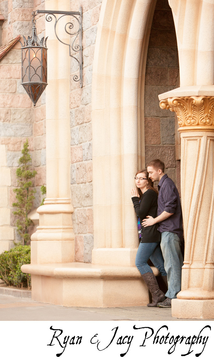 Engagement Photographers Disneyland
