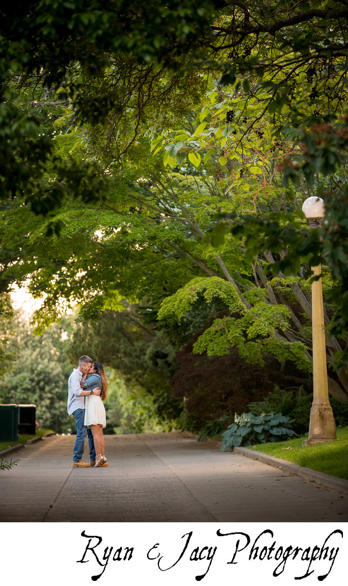 Engagement Photographers Ballard Locks