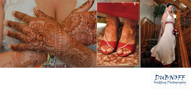 indian wedding album page 4