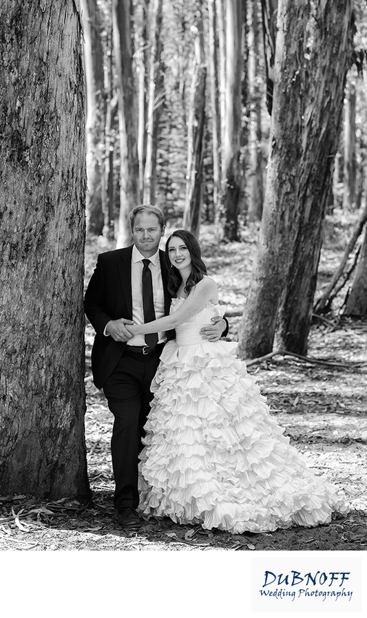 woodline wedding photographer in San Francisco