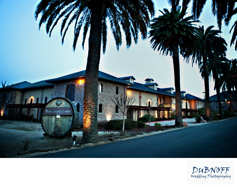 The Palm Event Center in Pleasanton, California