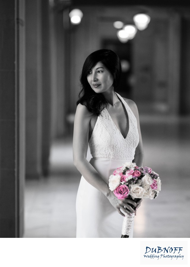 San Francisco City Hall Wedding Photographer - Asian Brides
