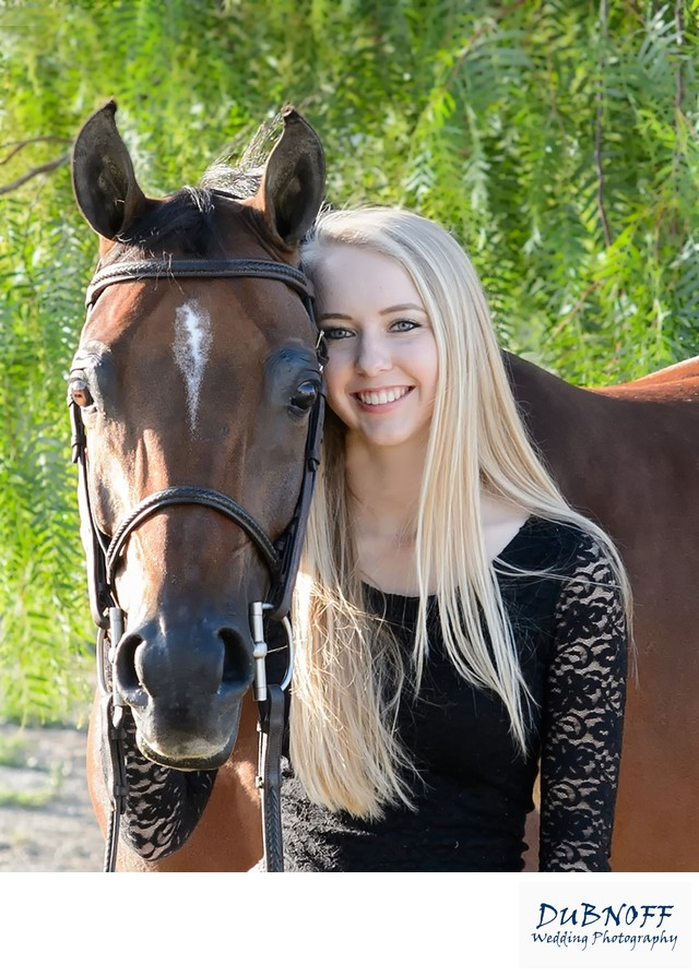 Equine Senior Portrait Photography in San Francisco Bay Area