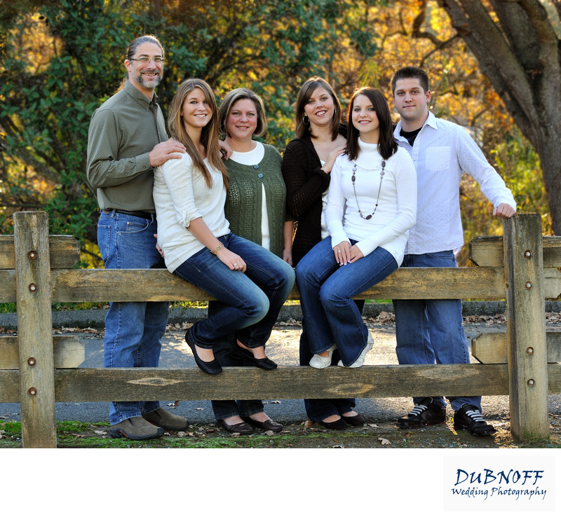 Family Portrait Photographer in the San Francisco Bay Area