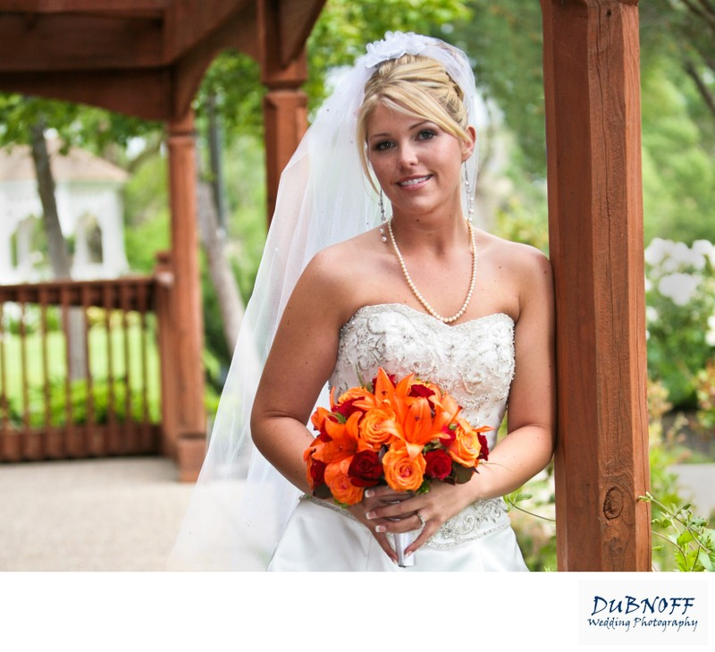 Best Wedding Photographer in Walnut Creek with beautiful bride