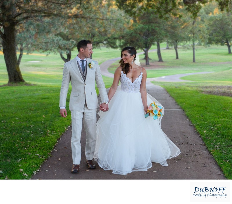 Walnut Creek Wedding Photographer at Boundary Oaks in the Bay Area