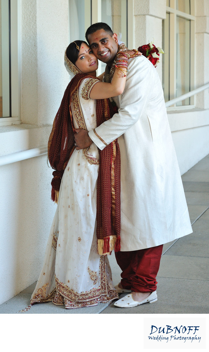 indian bride groom