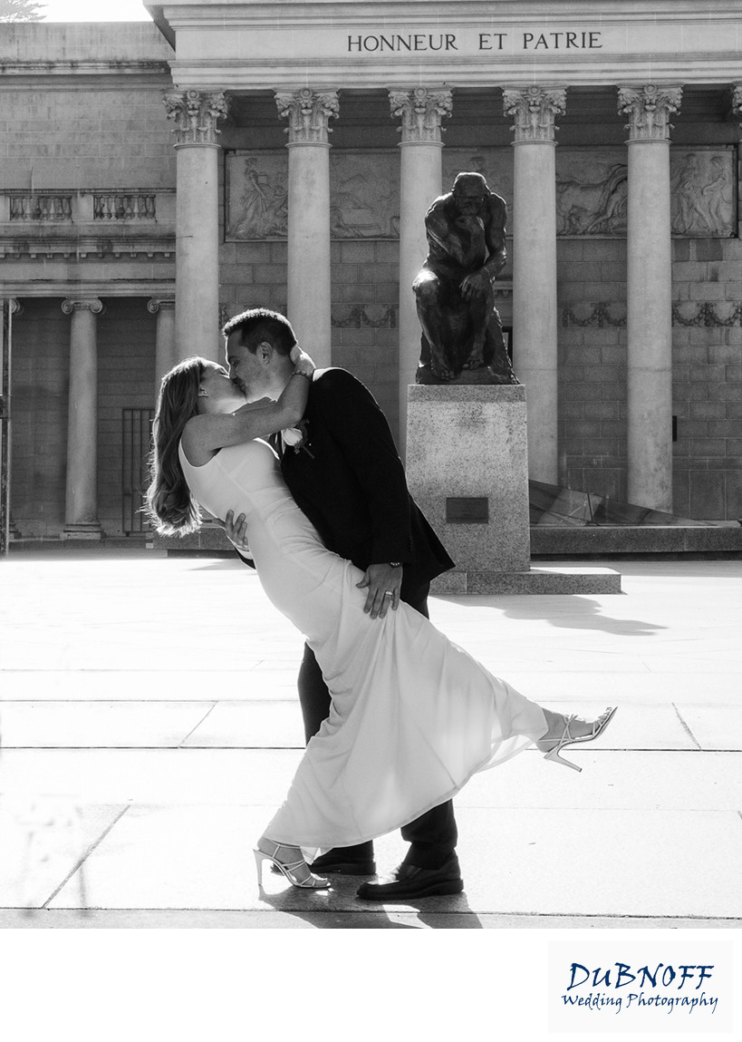 legion of honor kiss