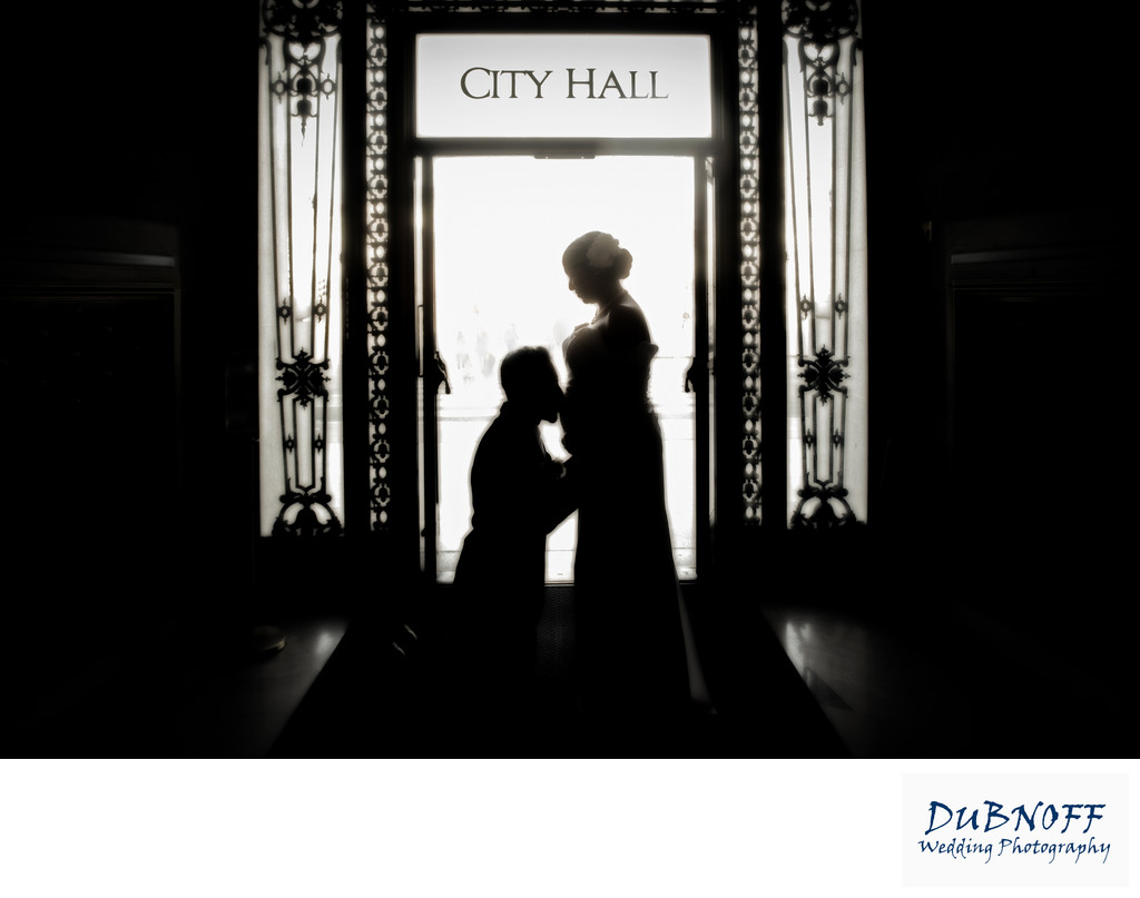 San Francisco City Hall Wedding Photographers - Maternity Shoot