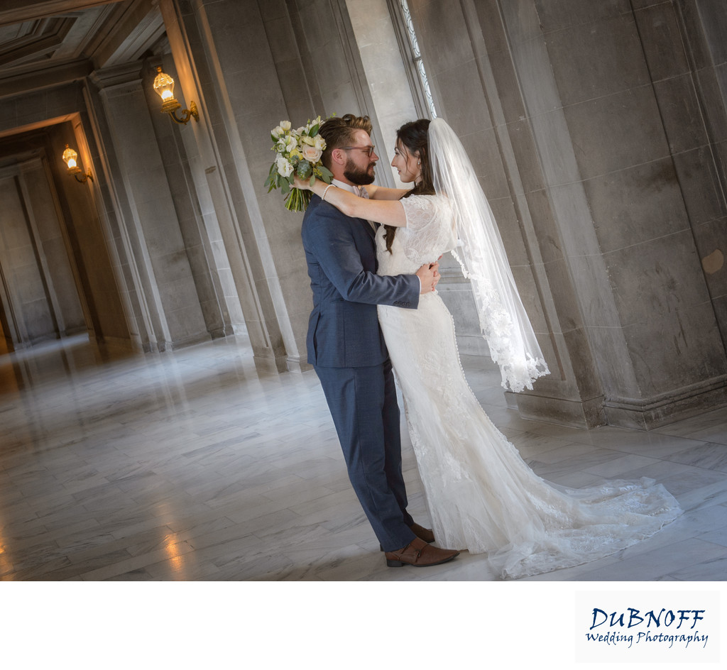 Best City Hall Wedding Photographer - San Francisco