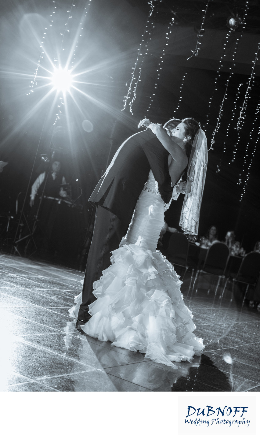Blackhawk Auto Museum Wedding Photography - First Dance