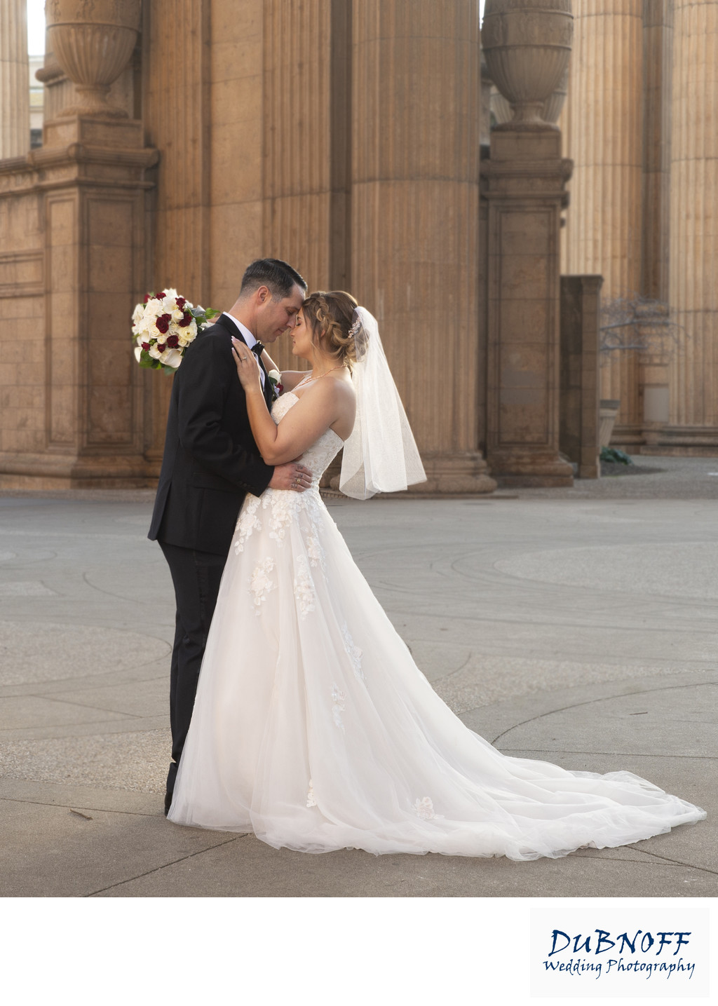 San Francisco Palace of Fine Arts - Wedding Photographer