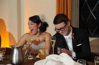 Candid Moment Captured at Berkeley Wedding Reception