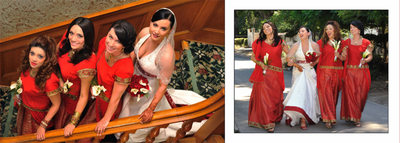 indian wedding album page 5