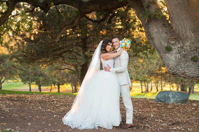 San Francisco  Wedding Photography - Boundary Oaks  Marriage