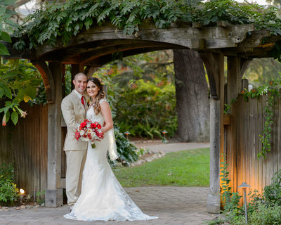 San Francisco Wedding Photographer - Beautiful Garden Marriage