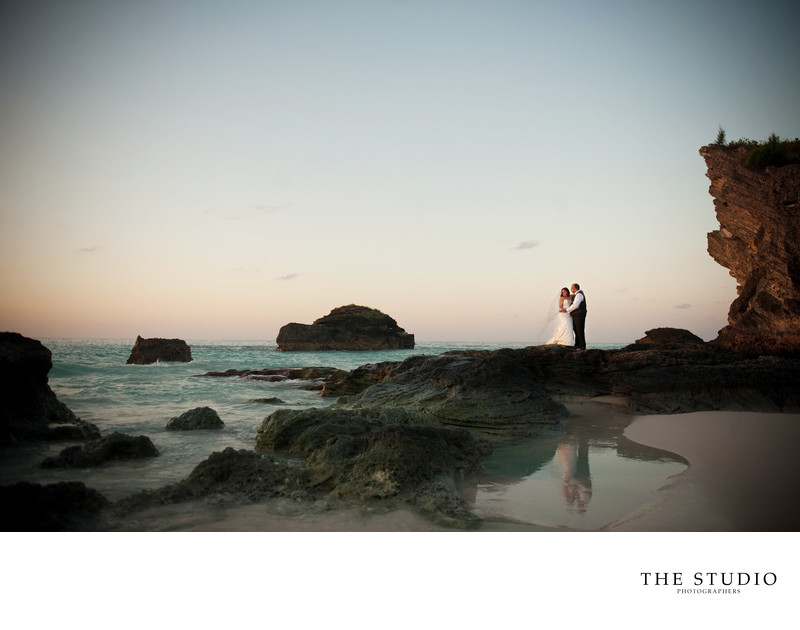 Bermuda Wedding Photos