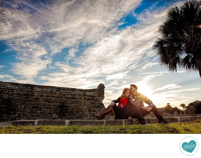 Engagement photo shoot Jacksonville Photography