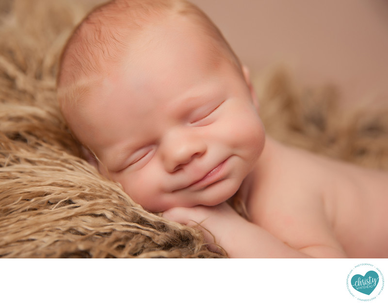 Sweet Newborn Photo Shoot Duval County