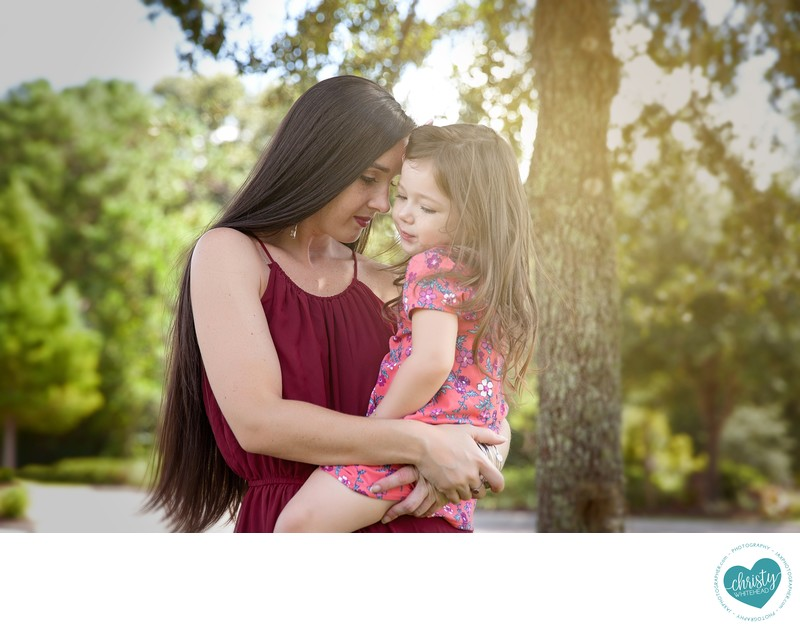Mommy And Daughter Photo Shoot Jacksonville