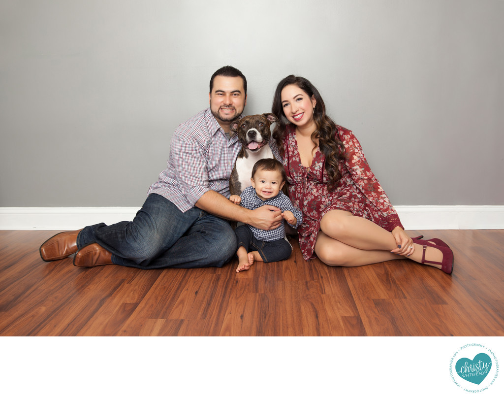 Family Portrait Photo Shoot JAX Florida