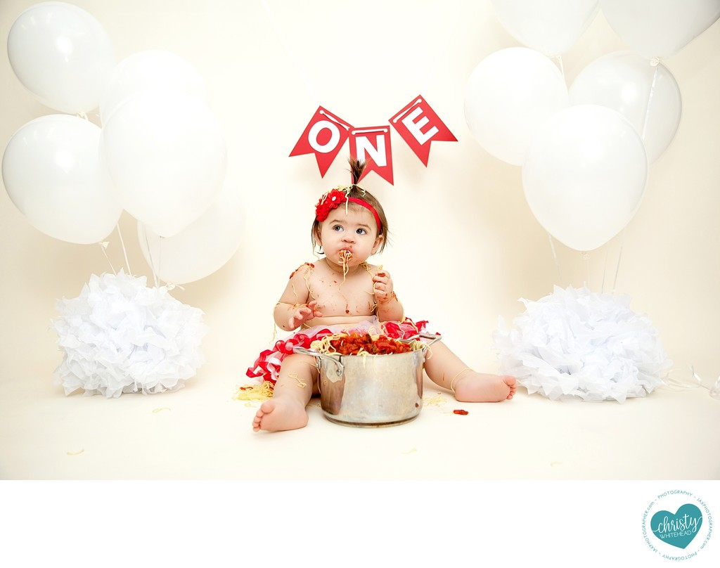 Little Girl Birthday Photo Shoot Duval County