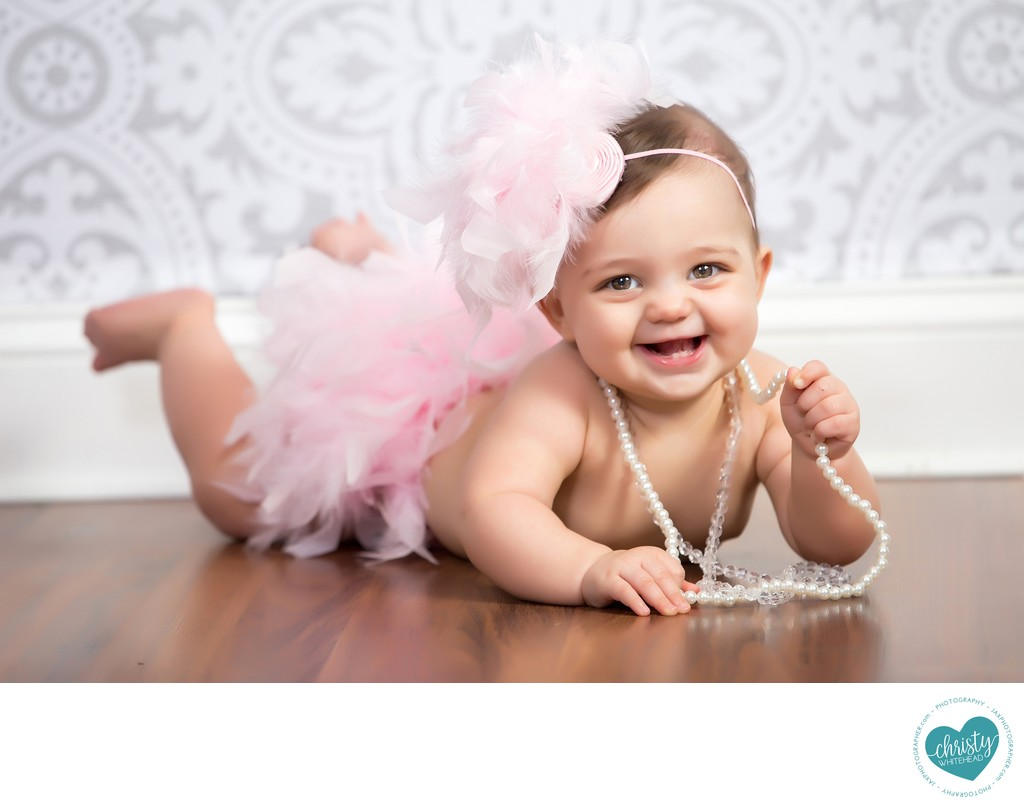 Cutest Little Princess Photo Shoot In Duval County