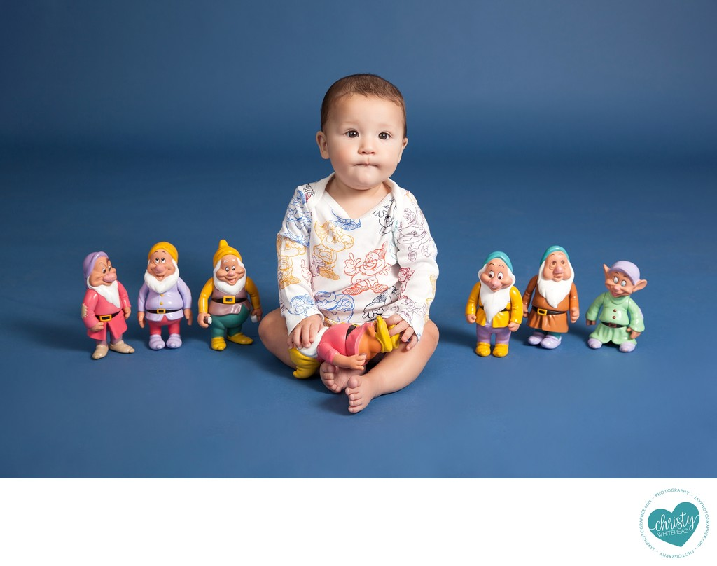 Baby Girl With Her Dolls Photo Shoot JAX Florida
