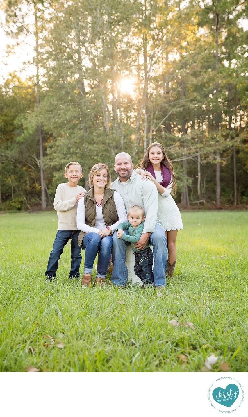 Family Photo Shoot JAX Florida