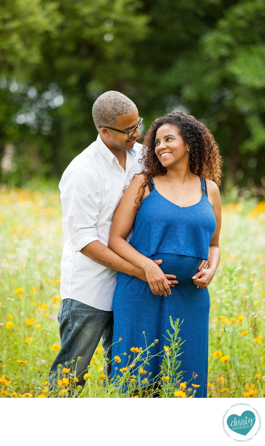 Mommy & Daddy Photo Shoot Jacksonville Florida