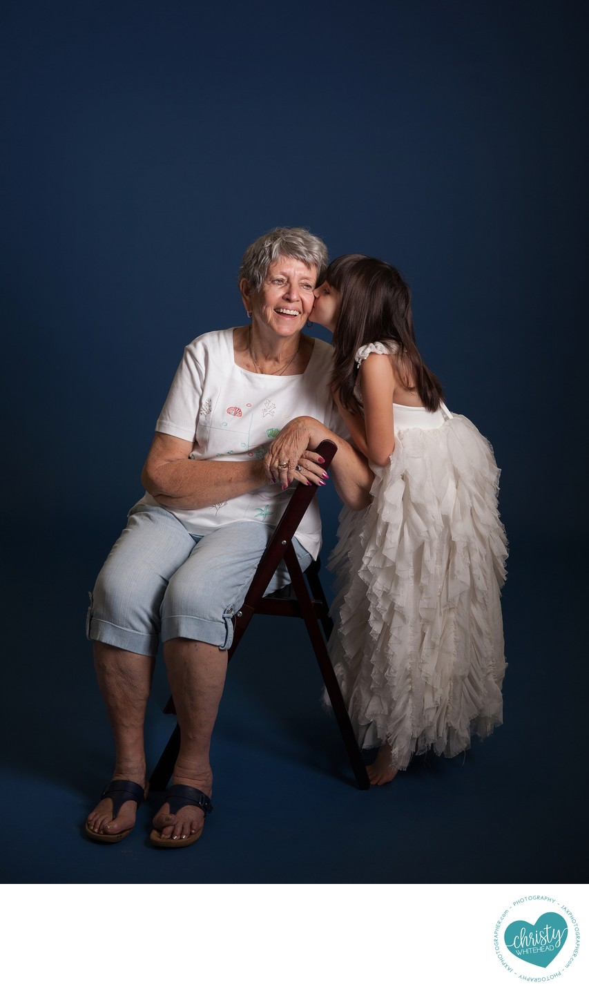 Grandma and Granddaughter Photo Shoot Jacksonville
