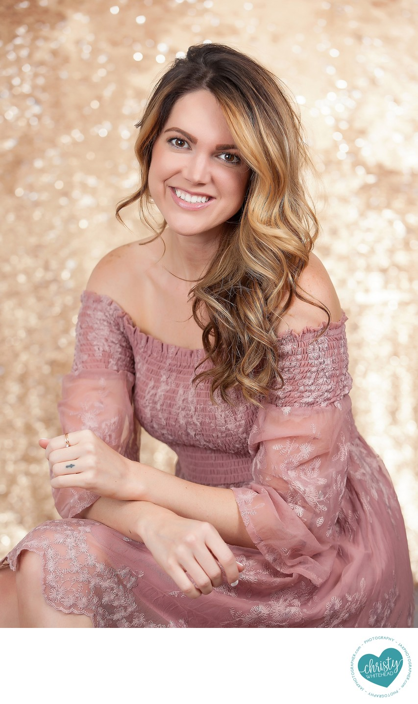 Stunning Young Lady Photo Shoot Christy Whitehead