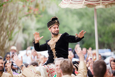 Baraat at Epping Forest