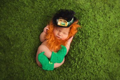 Little Irish Boy Photo Shoot JAX Florida