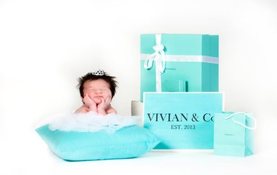 Tiffany Newborn Photo Shoot JAX photographer