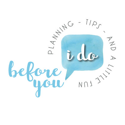 Before you I Do Logo JAX Florida