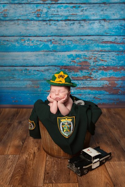 Clay County Sheriff's Officer future backup