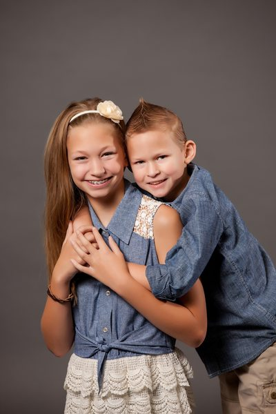 Brother & Sister Photo Shoot Jacksonville Photography