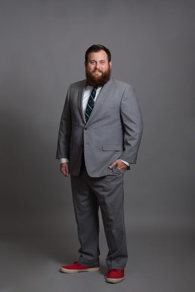 Professional Gentleman Head Shot JAX Florida