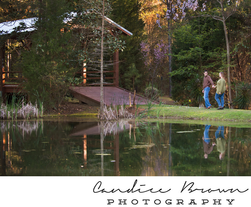 Engagement session bella sera gardens loxley 01
