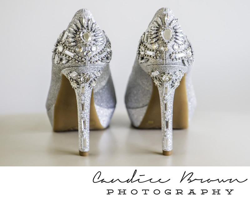 Wedding Shoes Citronelle Community Center