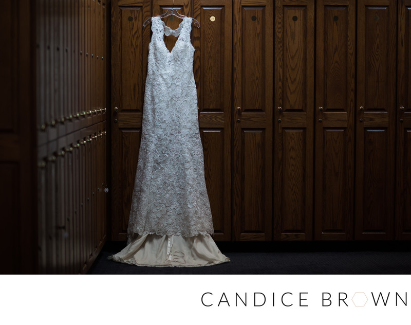 Wedding Dress At Heron Lakes Country Club