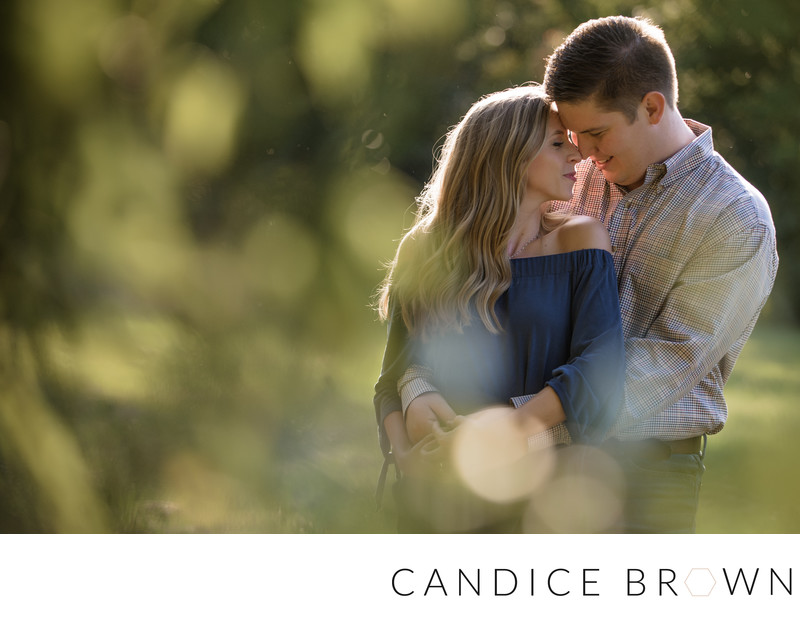 MSU Alumni Engaged - Candice Brown Photography