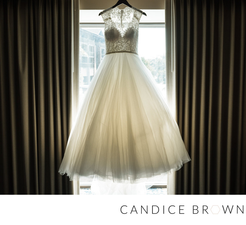 Wedding Dress at Grand Hotel Point Clear