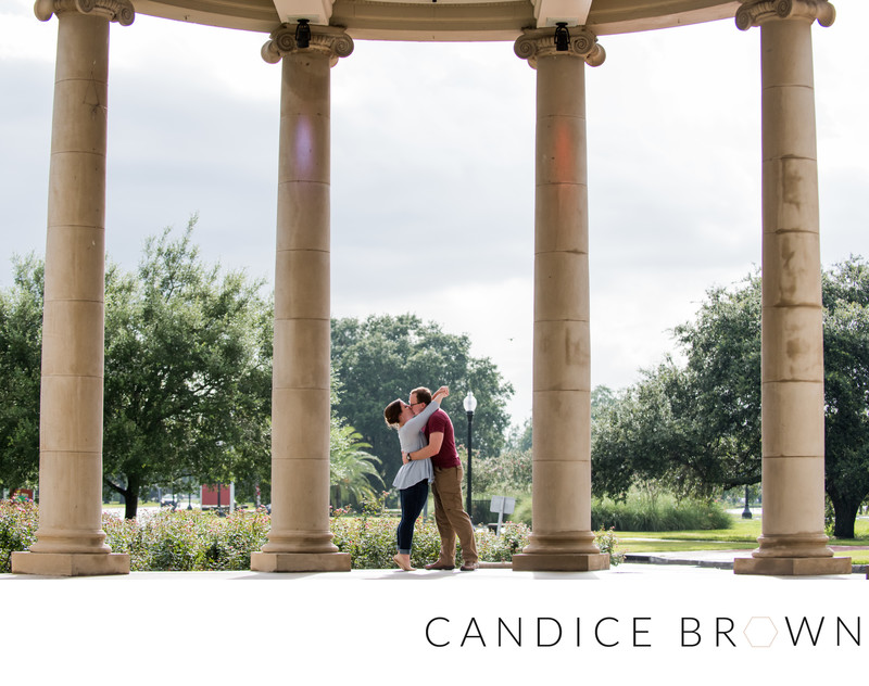 City Park Wedding Photographer New Orleans