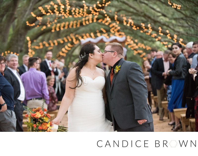 Oak Hollow Wedding Ceremony-Candice Brown Photography