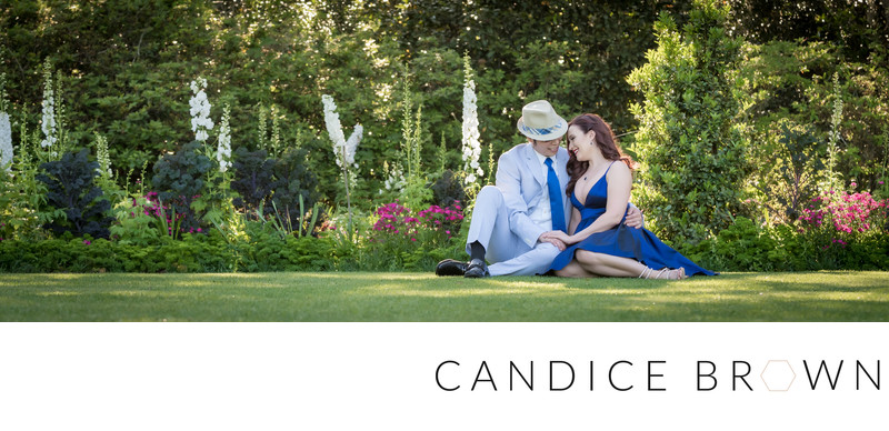 Bellingrath Gardens Wedding Photographer Engagement