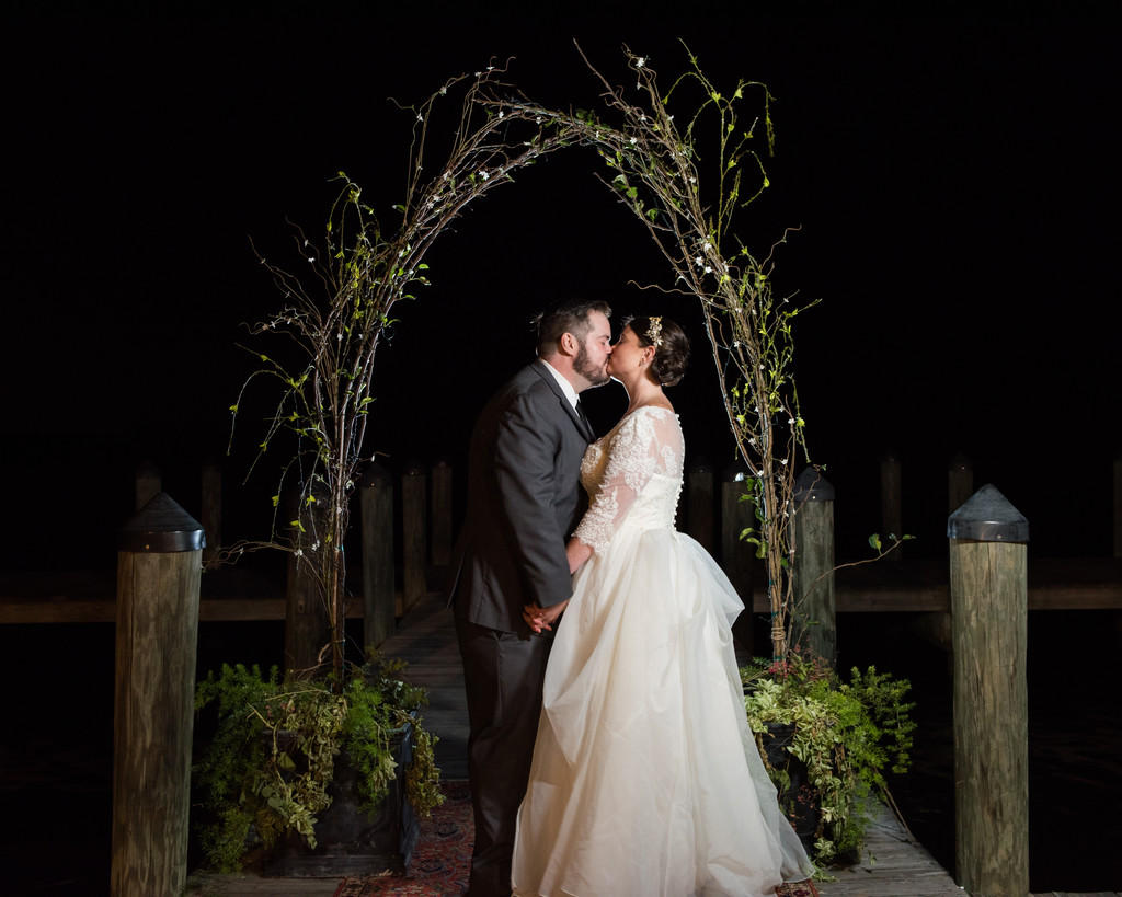 Five Rivers Delta Wedding | Fall Wedding on the Water