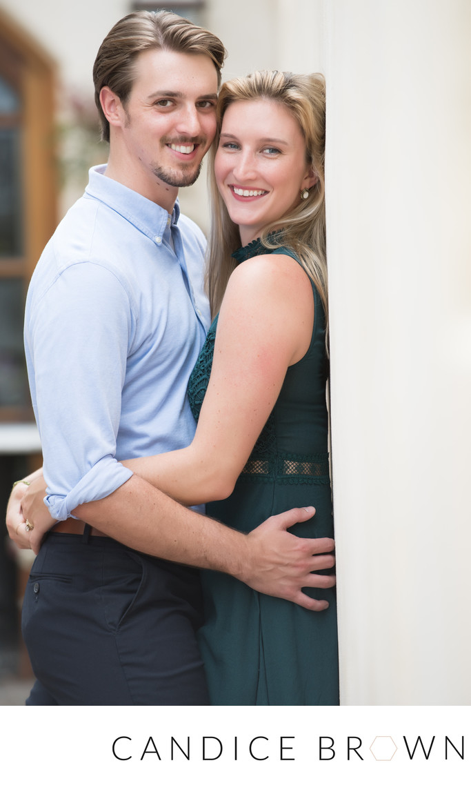 fairhope wedding photographer engagement